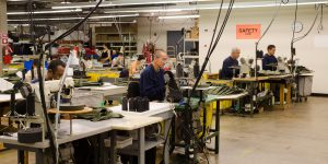 Domestic Sewing Contractor Increases Capacity with New Hire